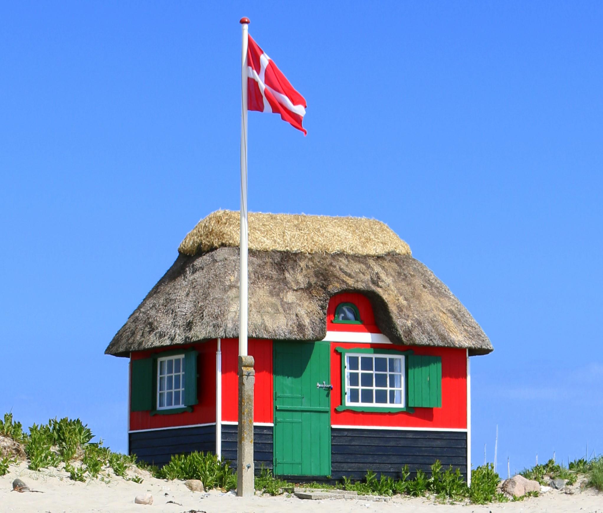 艾尔岛小屋