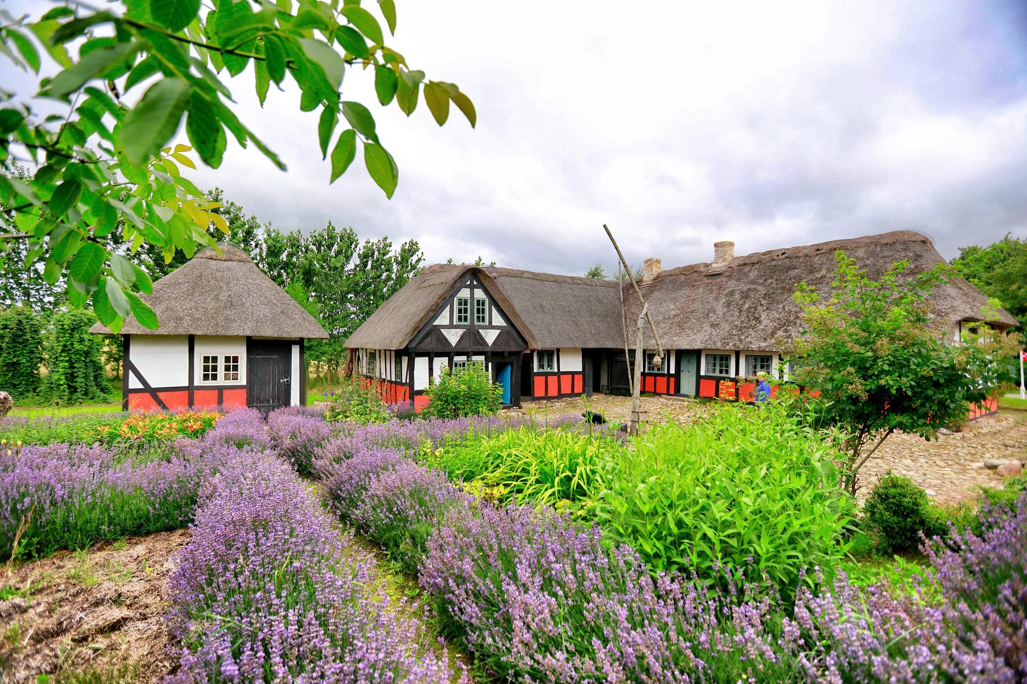 Thuruphus丹麦小屋