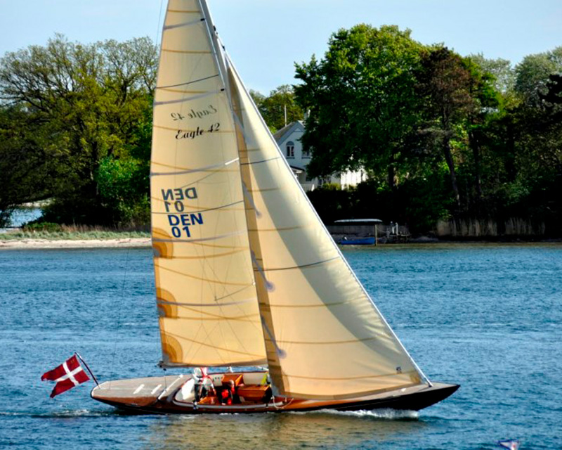 梅金丁赫帆船