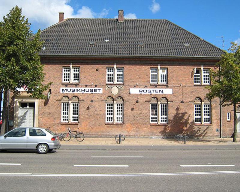 邮局音乐厅