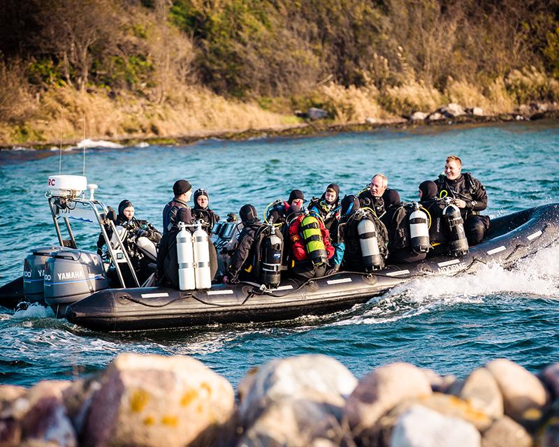 丹麦潜水(Diving Denmark)