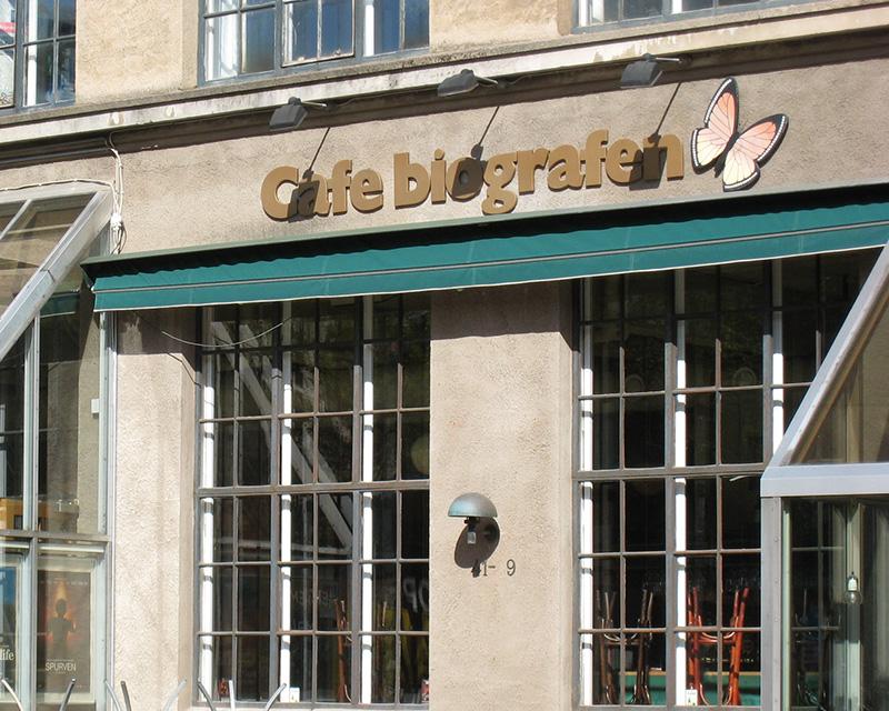 电影咖啡馆