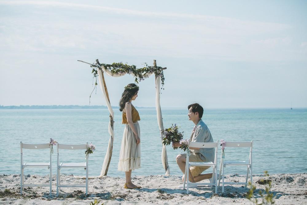 艾尔岛浪漫海岛婚礼