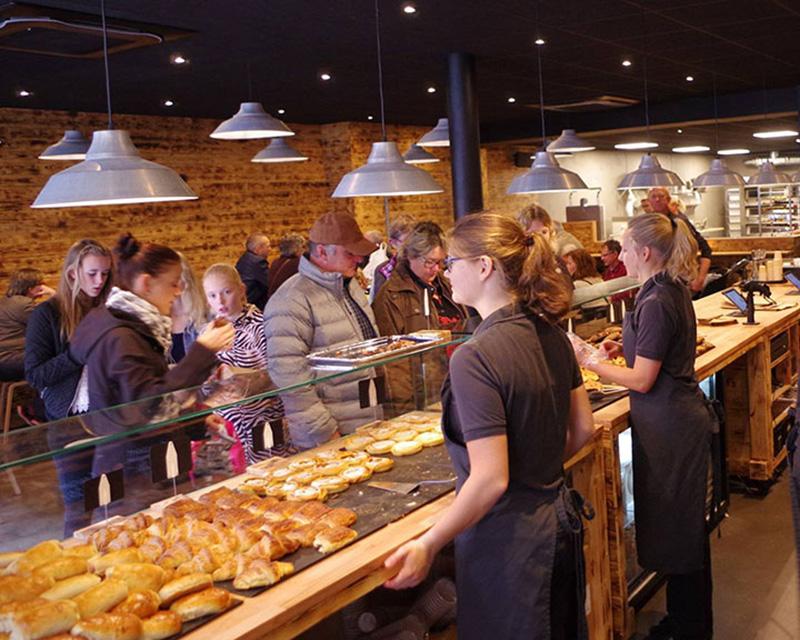 丹麦面包工坊