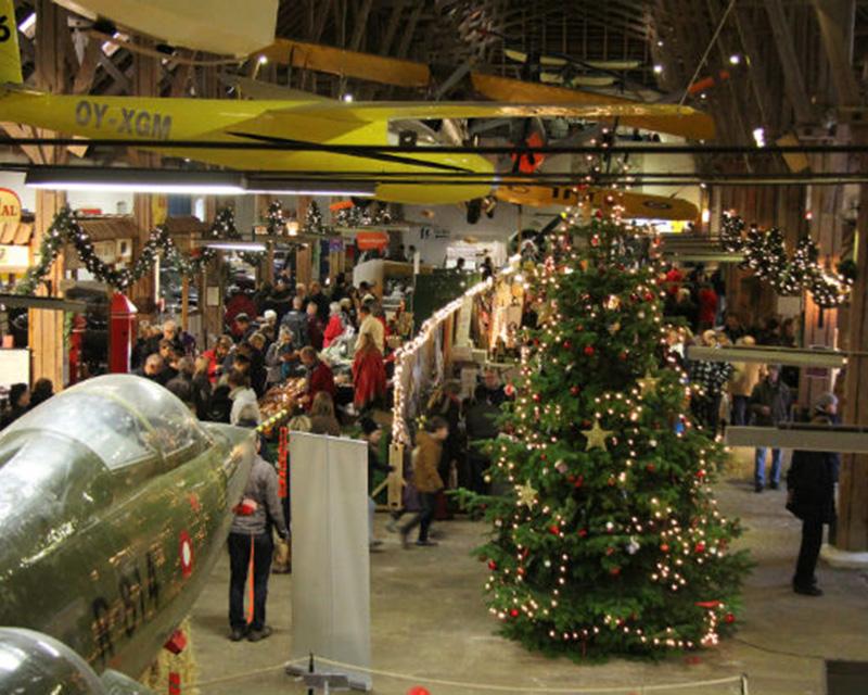 伊埃斯科城堡圣诞市场