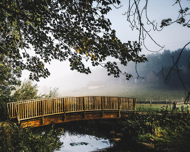 欧登塞自然景色