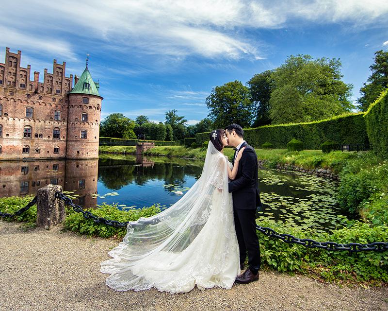 童话城堡婚礼定制