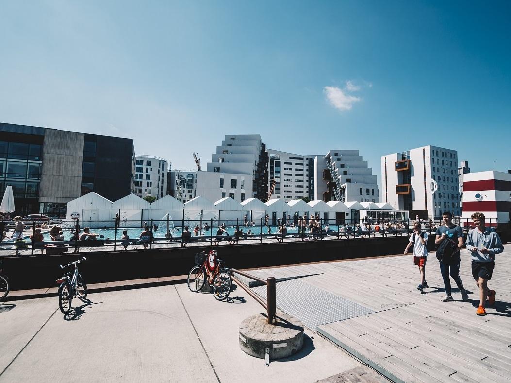 欧登塞海港新区(Odense Harbor)