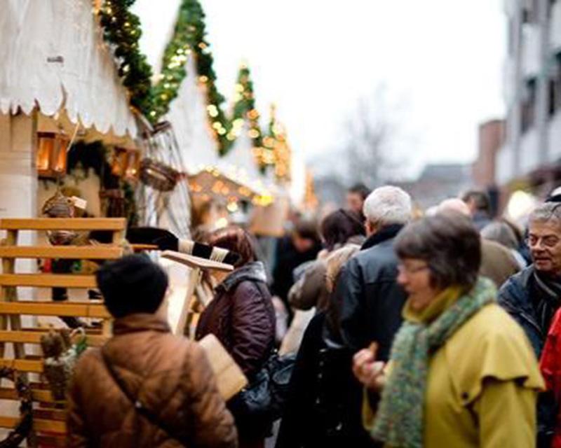 安徒生圣诞市场