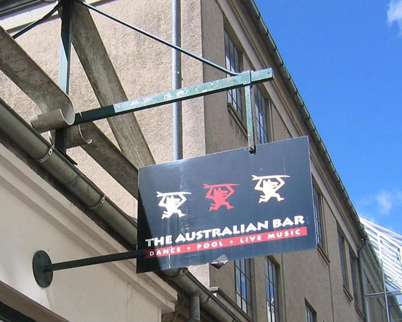 澳大利亚酒吧