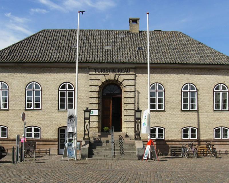 法堡游客中心