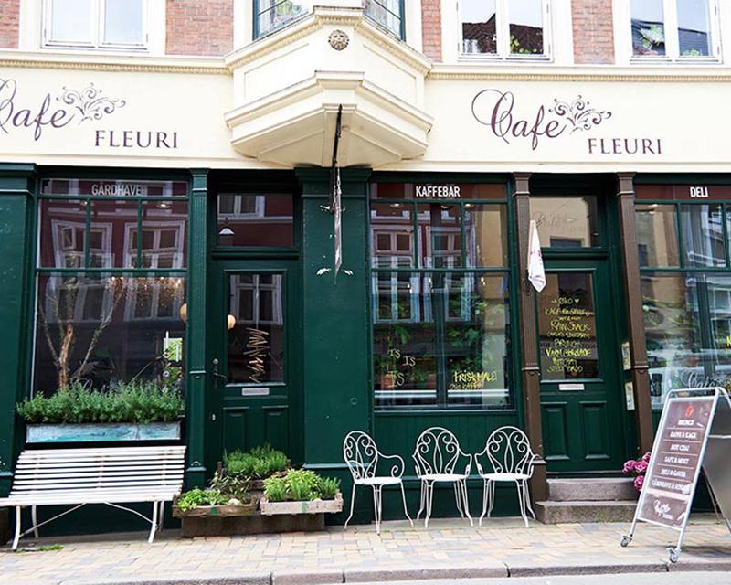 弗勒里咖啡馆