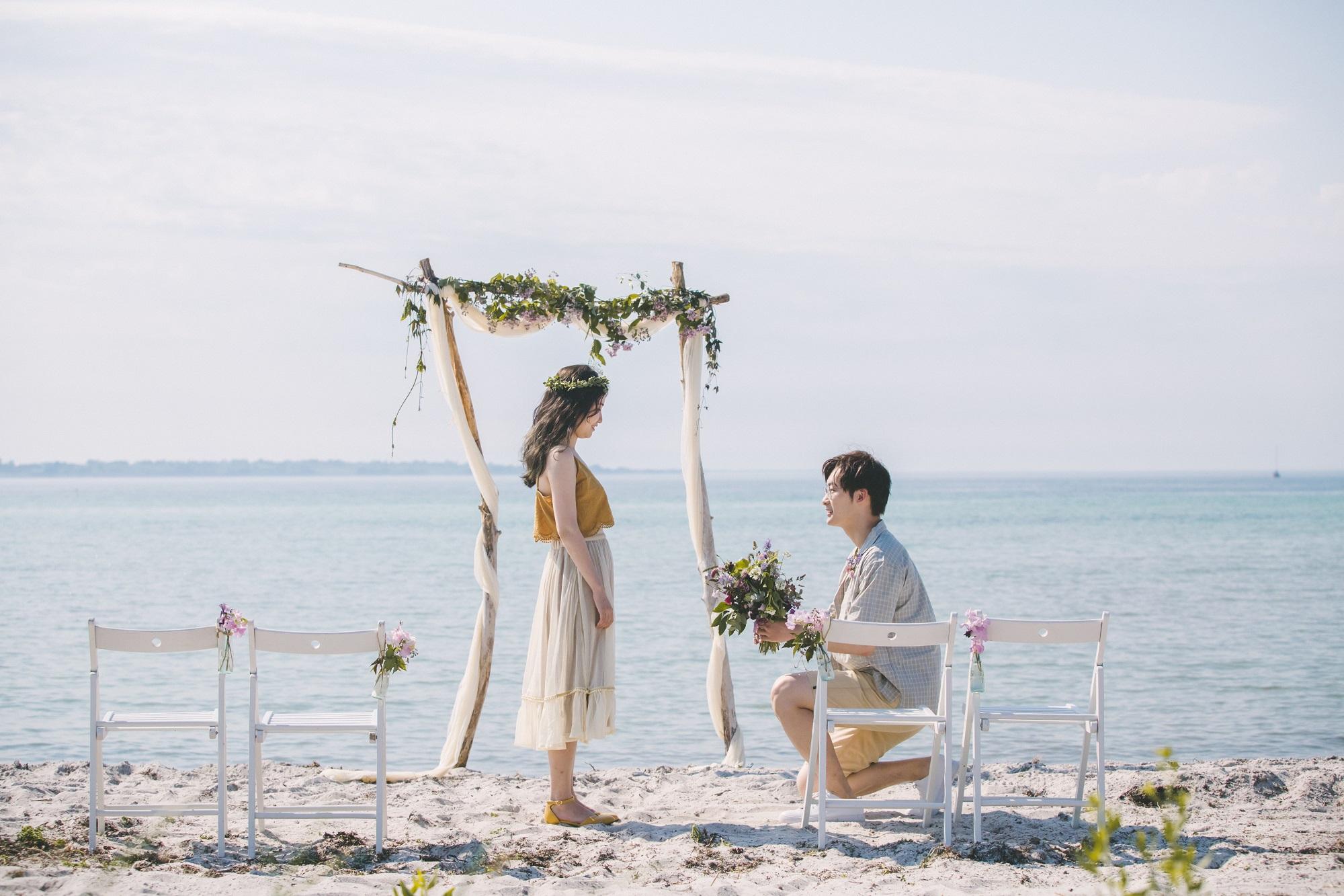 艾尔岛婚礼