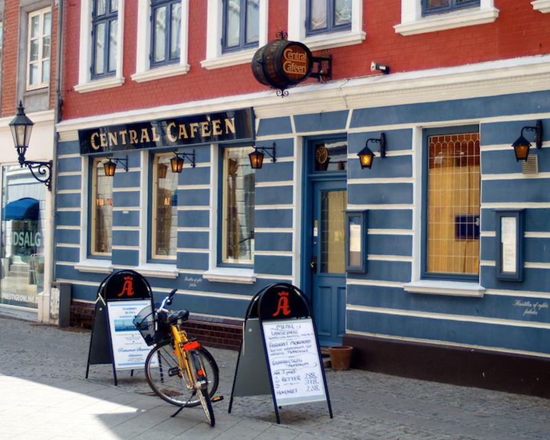 中央咖啡厅